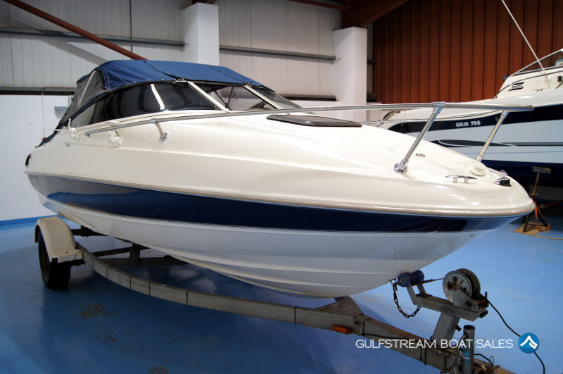Bayliner 2052 Capri Cuddy For Sale UK & Ireland at