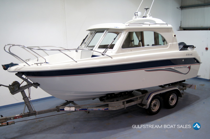 Finnmaster 6100 Mc Boat For Sale Uk And Ireland