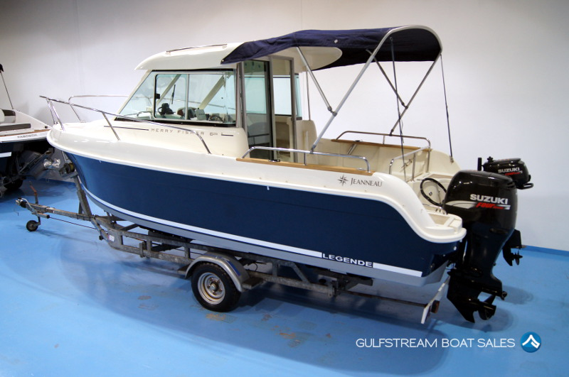 Jeanneau Merry Fisher 625 Legende For Sale Uk And Ireland