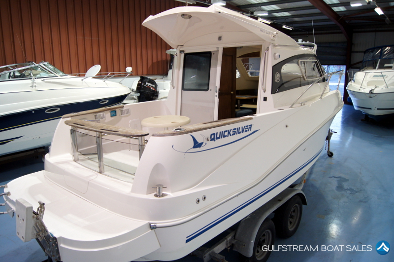 Quicksilver 640 Weekend Sd Boat For Sale Uk And Ireland
