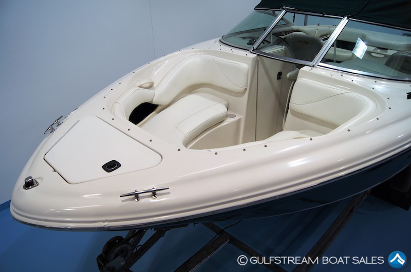 2000 Sea Ray 210 Signature Boat For Sale UK and Ireland