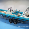Thumbnail image for 2007 Scorpion 8.5m RIB w/ Suzuki 300HP Four Stroke with Trailer – SOLD