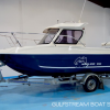 Thumbnail image for 2005 Ultramar 550 Week-End with Johnson 60HP EFI Four Stroke – SOLD