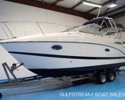 Thumbnail image for Maxum 2500 SE w/ Cummins Mercruiser Diesel 200HP (Stock Boat with Warranty) – SOLD
