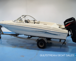 Thumbnail image for Bayliner 160 Capri Bowrider w/ Mercury 90HP (With Warranty) – SOLD