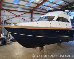 Thumbnail image for Viki 32 Flybridge with Yanmar 240HP Shaft Drive Diesel – £78,950 – SALE AGREED