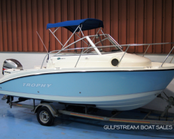 Thumbnail image for Trophy 1902 WA with Mariner 125HP Optimax (Stock Boat with Warranty) – SOLD