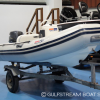 Thumbnail image for Valiant D340 RIB with Yamaha 15HP FourStroke Outboard and Trailer – SOLD