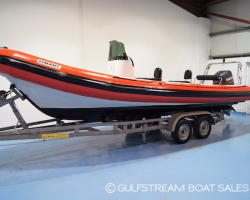 Thumbnail image for 2006 Lencraft 7.8m RIB with Yamaha 150HP (Stock Boat with Warranty) – SOLD