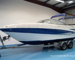 Thumbnail image for Maxum 2400 SC3 Cuddy with Mercruiser 350 MAG – SOLD