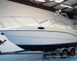Thumbnail image for Sealine S25 w/ Volvo Penta KAD32 170HP Duo-Prop Diesel – £34,995 – SALE AGREED