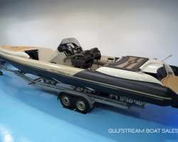 Thumbnail image for 2014 Technohull seaDNA 999 Cabin RIB with Mercury QSD 350HP Diesel – £109,950