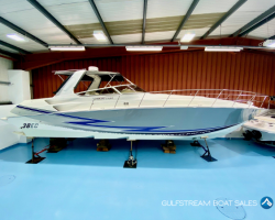 Thumbnail image for Fountain 38 EC w/ Twin Cummins Mercruiser 4.2L QSD 640HP (Stock Boat with Warranty) – £134,495