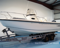 Thumbnail image for Boston Whaler Outrage 21 with Yamaha 200HP HPDI – £26,995