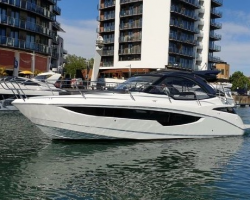 Thumbnail image for NEW Galeon 335 HTS Platinum Edition w/ Twin Volvo Penta D4, 2 x 225HP – £327,000