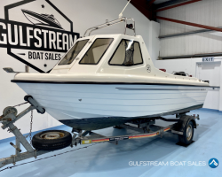 Thumbnail image for 2013 Warrior 165 with Suzuki 70HP EFI Outboard – SOLD