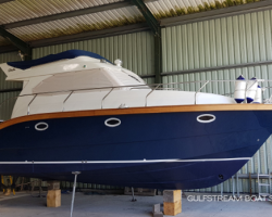 Thumbnail image for Viki 32 Flybridge with Yanmar 240HP Diesel – £69,950 – SALE AGREED