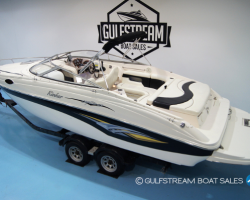 Thumbnail image for 2004 Rinker 232 Captiva Cuddy with Mercruiser 5.0L MPI 260HP – SOLD
