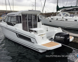 Thumbnail image for 2020 Jeanneau Merry Fisher 795 with Suzuki 200HP – £66,950 – SALE AGREED