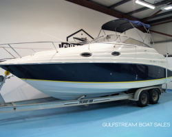 Thumbnail image for Regal 2665 Commodore with Yanmar 240HP Diesel – SOLD