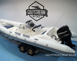 Thumbnail image for Shakespeare 7.5m RIB with Mercury 250HP Optimax – £29,950