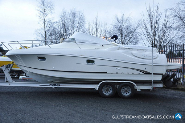 Jeanneau Leader 805 Boat For Sale UK and Ireland - GulfStream Marine Boat ...