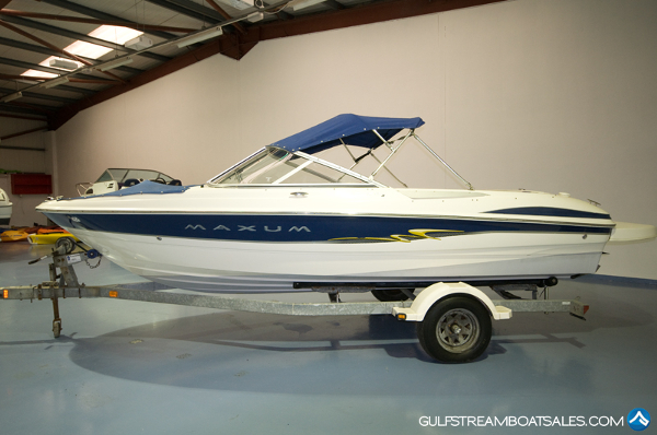 Maxum 1800 SR3 Boat For Sale UK and Ireland - GulfStream Marine Boat Sales