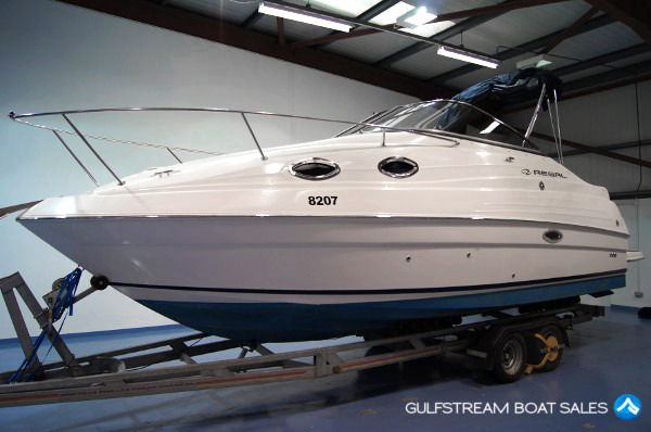 Regal 2465 Commodore for Sale UK and Ireland - GulfStream Marine Boat Sales