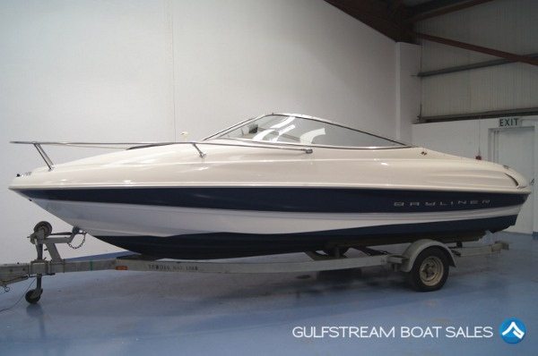 Bayliner 2052 LS Capri Cuddy For Sale UK And Ireland - GulfStream Marine Boat Sales