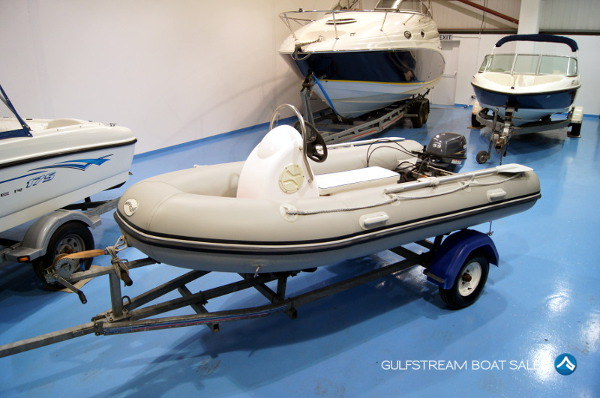 Waveline 3.3m RIB Package 1080 For Sale UK And Ireland - GulfStream Marine Boat Sales