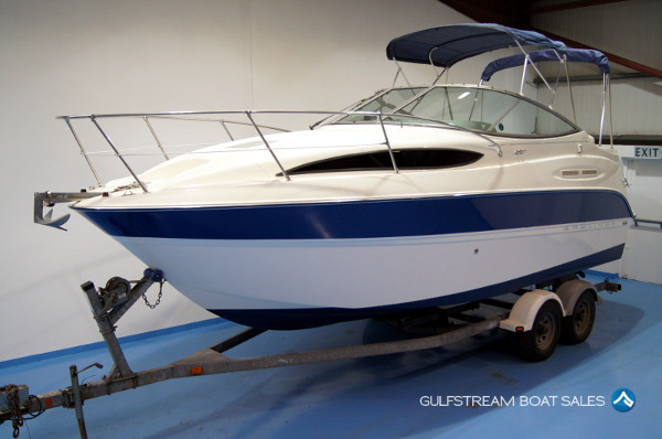 2006 Bayliner 245 with Mercruiser 5.7L TKS For Sale UK And Ireland - GulfStream Marine Boat Sales