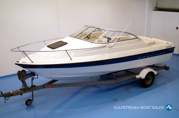Bayliner 192 Classic Cuddy For Sale UK & Ireland at GulfStream Boat Sales