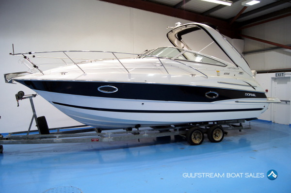 Doral Monticello Boat For Sale Uk And Ireland Gulfstream Boat Sales