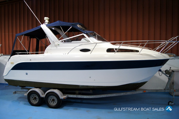 Balt Yachts Balt 750 with Yanmar 240HP Diesel Sports Cruiser For Sale UK and Ireland - GulfStream Boat Sales