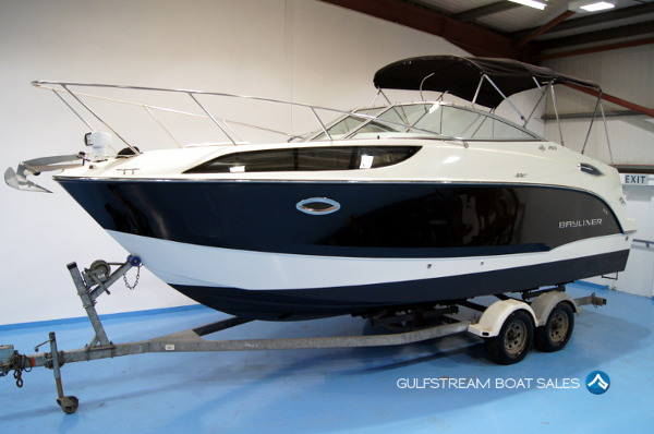 2010 Bayliner 245 / 255 For Sale UK And Ireland - GulfStream Marine Boat Sales