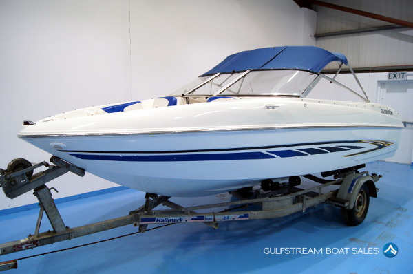 2008 Glastron MX 175 Boat with Volvo Penta 3.0GL For Sale UK and Ireland - GulfStream Boat Sales