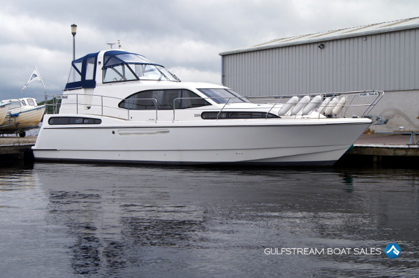 2008 Sheerline / Broom 38 Aft Cabin For Sale UK and Ireland - GulfStream Boat Sales
