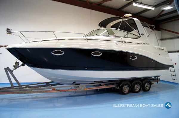 Rinker 280 Express Cruiser Diesel Boat For Sale UK and Ireland - GulfStream Boat Sales