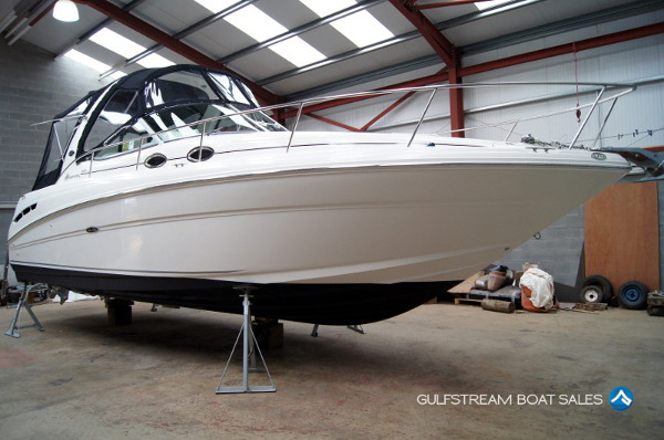 2004 Sea Ray 335 Sundancer Diesel Sports Cruiser Boat For Sale UK and Ireland - GulfStream Boat Sales