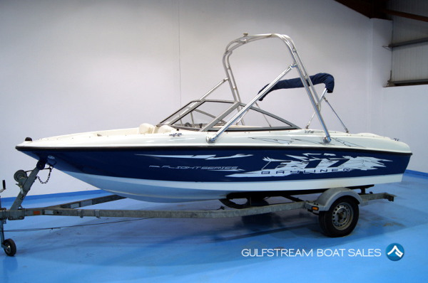 2008 Bayliner 175 XT Bowrider For Sale UK & Ireland at GulfStream Boat Sales