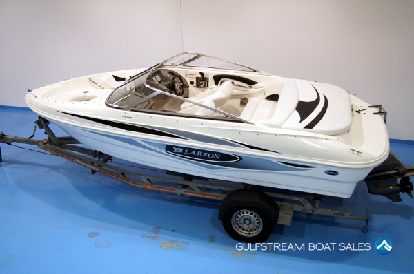 2009 Larson 180 Sport Boat with Warranty For Sale UK and Ireland - GulfStream Boat Sales