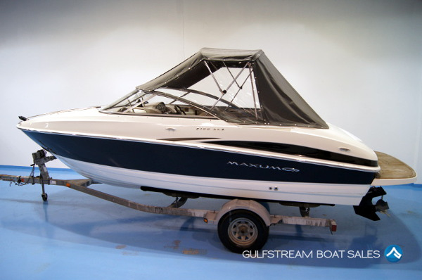 Maxum 2100 SC3 Sports Cuddy Boat For Sale UK and Ireland - GulfStream Boat Sales