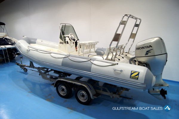 Zodiac Pro Open 650 RIB Boat For Sale UK and Ireland