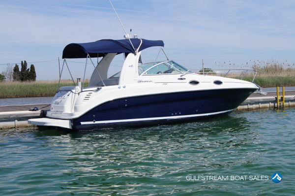 2004 Sea Ray 275 Sundancer Sports Cruiser Boat For Sale UK and Ireland - GulfStream Boat Sales