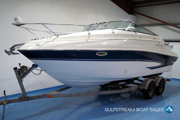 Glastron GS 259 Boat For Sale UK and Ireland - GulfStream Boat Sales