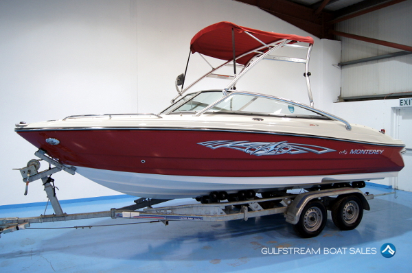 2011 Monterey 204FS Wakeboard Edition Boat For Sale UK & Ireland at GulfStream Boat Sales