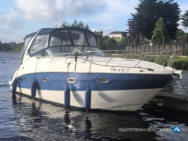 Maxum 3100SE Diesel 2 x 250HP For Sale UK and Ireland - GulfStream Marine Boat Sales