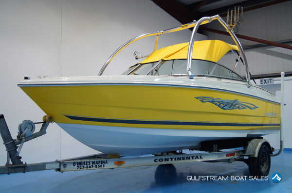 2005 Monterey 180FS Bowrider For Sale