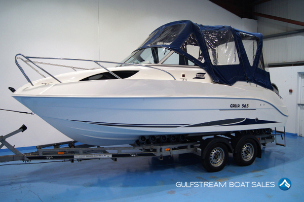 2007 Galeon Galia 565 Cuddy For Sale UK & Ireland at GulfStream Boat Sales