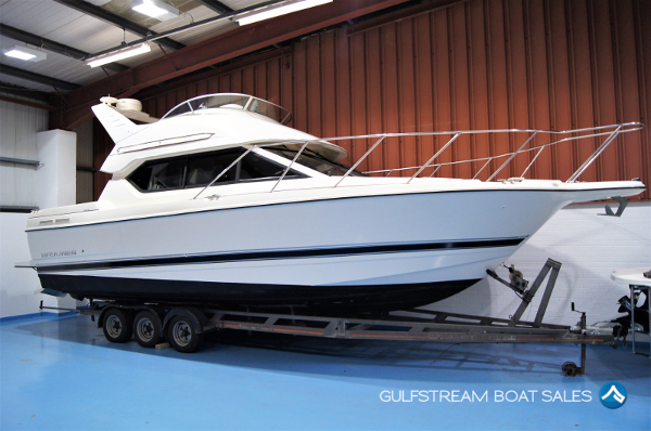 Bayliner 288 Flybridge For Sale UK & Ireland at GulfStream